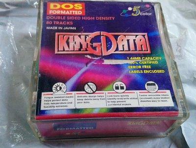 "[20Juf]早期3-1/2""硬式磁碟片/可能是空白片(10片一盒,合售)"