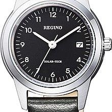 日本正版 CITIZEN 星辰 REGUNO KM4-015-50 女錶 手錶 太陽能充電 日本代購