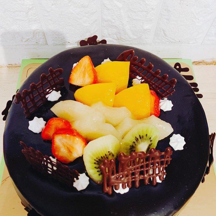 ❤歡迎自取 ❥ 雪屋麵包坊 ❥ 巧克力款式 ❥ 魔法巧克力 ❥ 8 吋生日蛋糕 ❥❥ 9 折優惠中