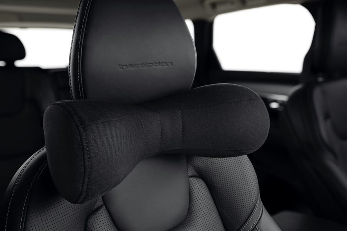 Nissan 全車系 Volvo 原廠 選配 純正 部品 高質感 新款 黑色 頸枕 頭枕 抱枕 透氣 80% 羊毛成分