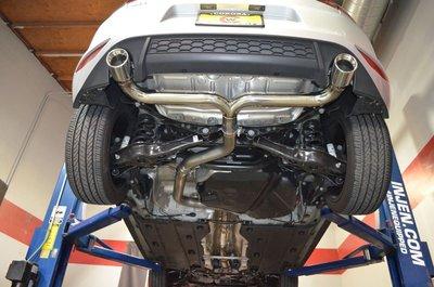 =1號倉庫= INJEN 中尾段 排氣管 2015+ VW GOLF MK7 GTI MQB