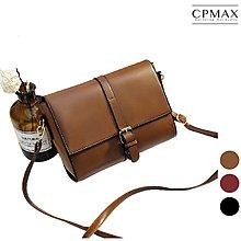 CPMAX 韓版簡約復古百搭休閒包 單肩包包 小方包 斜挎包 包包 女包 肩背包 側背包 兩用包 休閒包 方包 L66