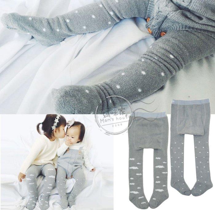 媽咪家【DD040】DD40珊瑚絨褲襪 新生兒 小童 加厚 厚綿 毛絨 軟絨 保暖 內搭褲 包腳褲 連腳褲~S.M.L號