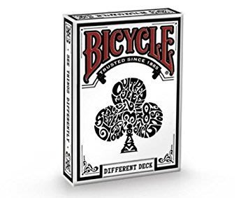 【USPCC撲克】Bicycle different white deck