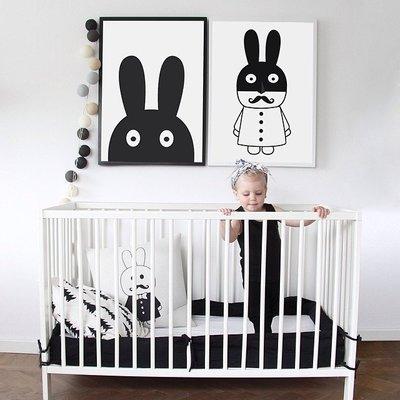 Sis 歐美 北歐 框畫 兒童房 壁畫 簡約 掛畫 時尚 嬰兒房 室內設計 背景 IKEA 家飾品 (53*73)