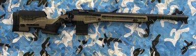 [雷鋒玩具模型]-action army aac t10 手拉空氣槍(沙) (瓦斯 BB彈 狙擊槍 紅外線 矽油)
