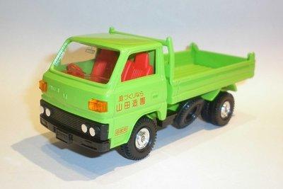 Tomica Dandy 1/43 Mitsubishi Canter Dump Truck 山田造園 貨車 日本製絕版