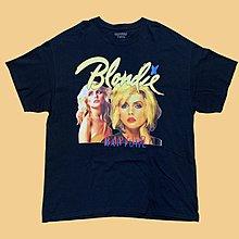 JCI:HOMAGE TEE - Blondie - '' Rapture 1981 '' 樂團T 朋克 / 新浪潮