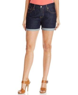 (現貨) levis 501 ct 19782-0003 深藍 原色 牛仔 丹寧 短褲