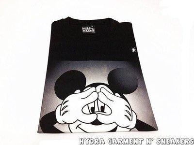 【HYDRA】法國直送 HMN Hype Means Nothing Mickey 遮眼T 米奇 米老鼠 MC HOTDOG 熱狗  XS - XL