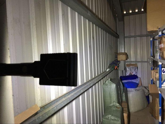(升級18650保護板)超強光 大廣角 充電式160度轉角工作燈 底部強磁 露營燈 磁鐵燈 車輛故障警示燈 手電筒(方)