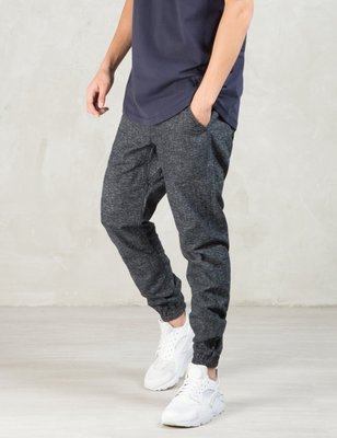 ☆AirRoom☆【現貨】2015AW Publish Joshua D2 黑 藍 最新 束口 工作褲 長褲