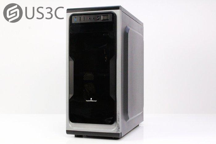 【US3C-小南門店】電腦主機 PC Intel i5-7400 8G 1T GTX1050-2G 桌上型電腦 自組桌機 獨顯桌機