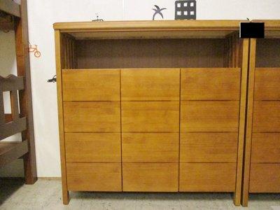 光南家具-南洋檜木4尺鞋櫃(型號:802)