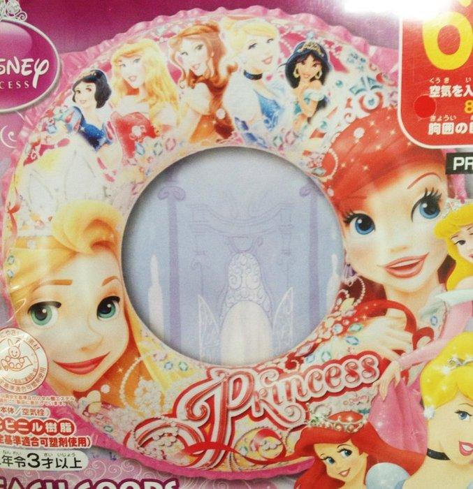 【日本商品】迪士尼小朋友泳圈(玩具總動員/公主) 60cm