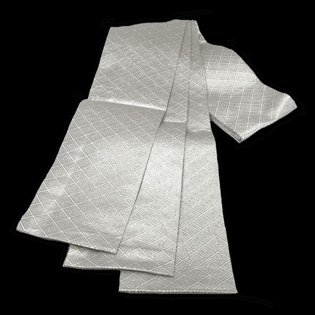 【茶】日本和服 浴衣腰帶 半幅帯 踊り帯  15-787*3765