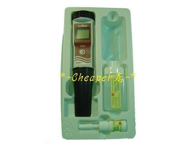*~Cheaper店~* EZDO 防水型 ORP 6041 氧化還原 土壤氧化還原電位 ORP氧化還原 測Mv(台製)