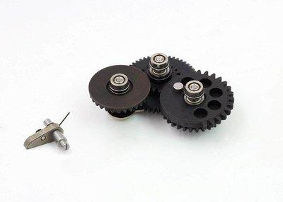 (武莊)MODIFY摩帝2代3代7mm SMOOTH模組化齒輪組(扭力型21.6)-MD-GB092103