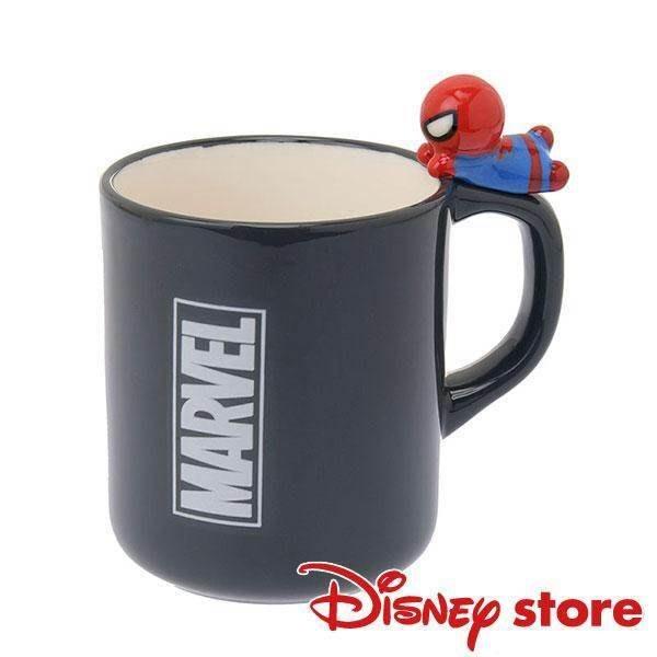 【莓莓小舖】正版 ♥ Marvel 漫威英雄 蜘蛛人 復仇者聯盟 立體造型杯緣子馬克杯