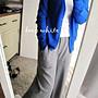 中國藍小外套