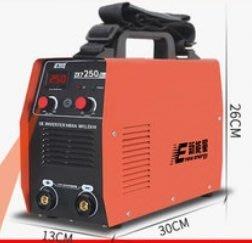 電焊機 ZX7-250A 升級款IGBT 管,數字顯示電流與可調推力調節,更精確。逆變直流 手提式 電焊機