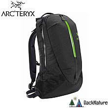 Arcteryx Arro 22 Backpack Black Khasi 經典書包 潮流背囊