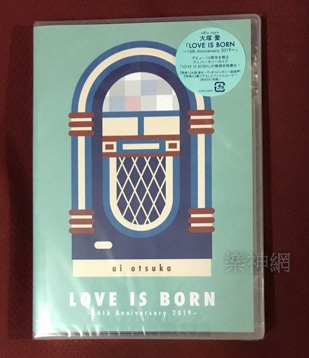 大塚愛 Otsuka Ai LOVE IS BORN 16th Anniversary 2019 日版藍光Blu-ray