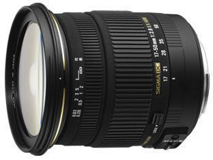 【柯達行】SIGMA 17-50mm F2.8 EX DC OS HSM FOR Canon 平輸/店保一年~免運