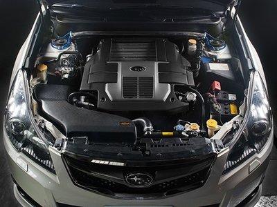 CS車宮車業 ARMA 碳纖維 集氣罩 進氣系統 SUBARU LEGACY BR9 2.5GT