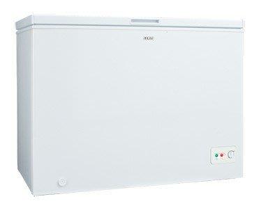 【家電購】詢價優惠~SAMPO聲寶 300公升上掀冷凍冰櫃SRF-301/SRF301