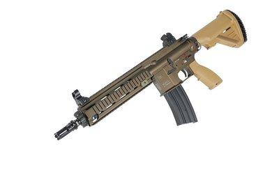JHS((金和勝 生存遊戲專賣))VFC 沙色 HK416 V2版 電動槍 6446