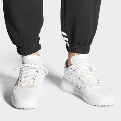 Adidas RIVALRY RM LOW 經典 復古 百搭 時尚 白紅 休閒 運動 滑板鞋 EF6437 男鞋