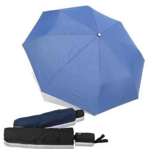 城市簡約風(防暴衝)三折傘