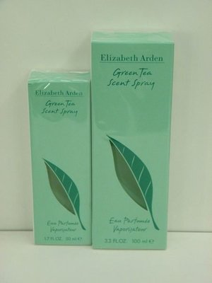 香水倉庫~ Elizabeth Arden  綠茶噴式香水  100ml (特價500元) 高雄可自取