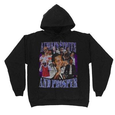 【Result】Always Strive and Prosper 經典Hoodie 帽T Hiphop