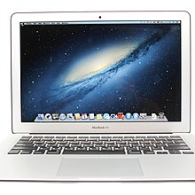 【高雄青蘋果3C】Apple MacBook Air I5 1.8G 4G 256G SSD HD4000 #59557