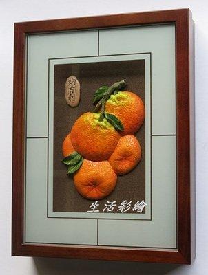 春節過年/吉祥水果鑰匙盒/KEYBOX納吉利. 台灣製造.生活彩繪