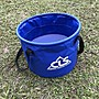 【熊愛露】戶外折疊水桶 20L 儲水桶 摺疊水桶 露營水桶 洗車用水桶 釣魚水桶 野餐 洗菜