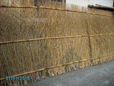 **竹還真竹藝館**(寶藤)竹帚及竹帚屏風,以一米計算~~~~