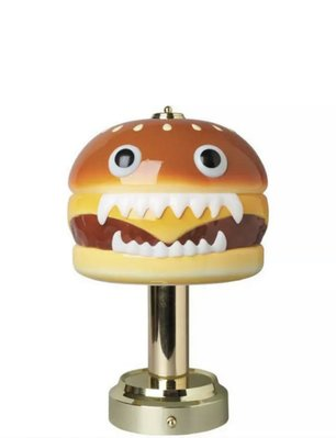 Undercover Hamburger Lamp 漢堡燈 現貨