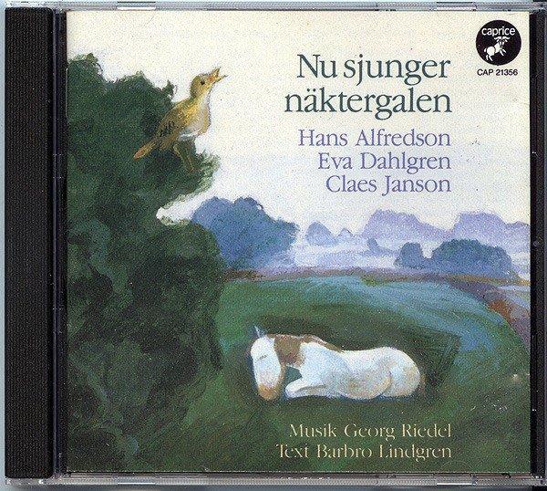 【塵封音樂盒】Nu sjunger naktergalen : Lindgren/Riedel