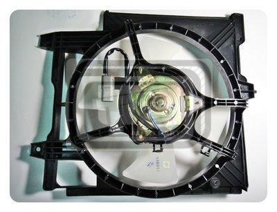 【TE汽配通】NISSAN 日產 裕隆 MARCH 93-96年 水箱風扇 手排 裕隆正廠件