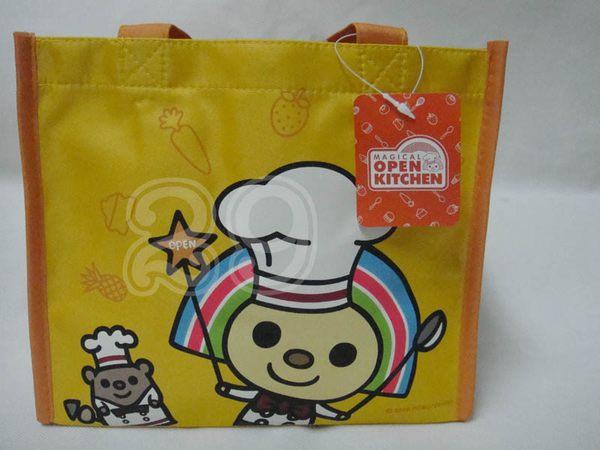 *29小舖*  open小將 大廚系列萬用提袋 便當袋   開學用品