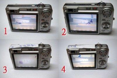 ☆1到6☆CASIO EX-Z850 數位相機 日本製造 沒附任何配件 機子有問題 當零件機賣 歡迎貨到付款PP270