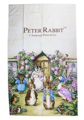 【卡漫迷】 彼得兔 長門簾 ㊣版 Peter Rabbit 窗簾 比得 長150x90 cm 門簾