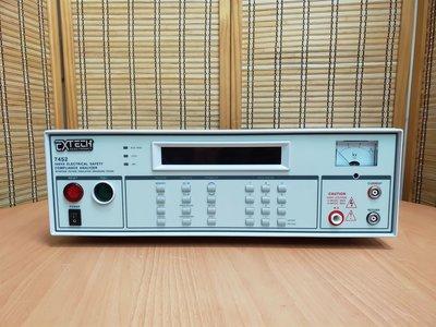 康榮科技二手儀器EXTECH 7452 500VA Electric Safety Compliance Analyze