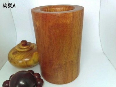 特價〈精緻花梨大筆筒〉重790公克以上 高15.5公分 紅木筆筒 大果紫檀木器 花梨擺件 重油 無修補 無裂 實物拍攝