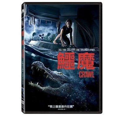合友唱片 面交 自取 鱷魔 (DVD) Crawl