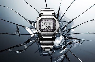 CASIO G-SHOCK WATCH GMW-B5000D-1 GMW-B5000GD-9
