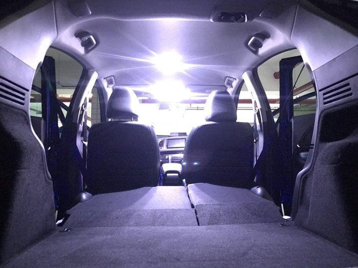 ◇光速LED精品◇外銷日本 喜美 HRV HR-V專用室內燈  閱讀燈 10~30v 白光(100LM
